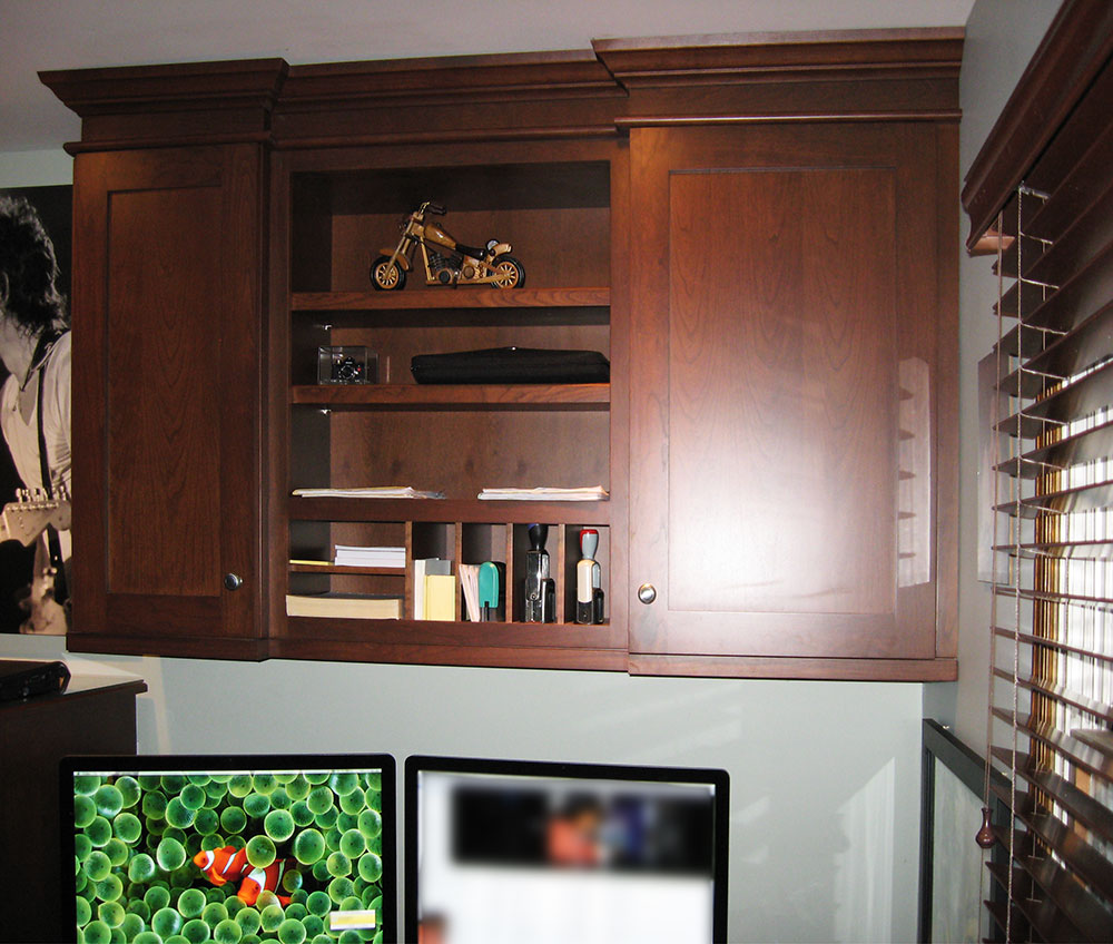 David Williams Design Custom Bathroom Cabinetry Design